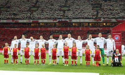 Reprezentacja Polski przed meczem