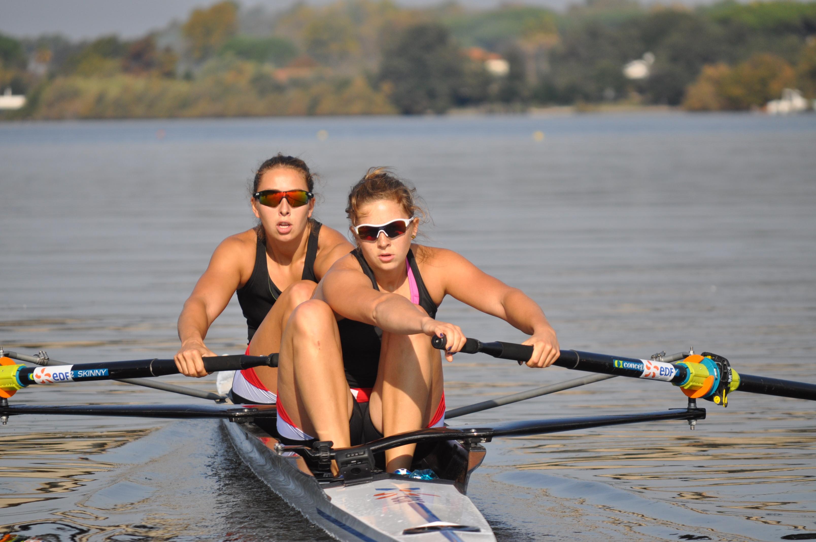 Anna Wierzbowska i Maria Wierzbowsk