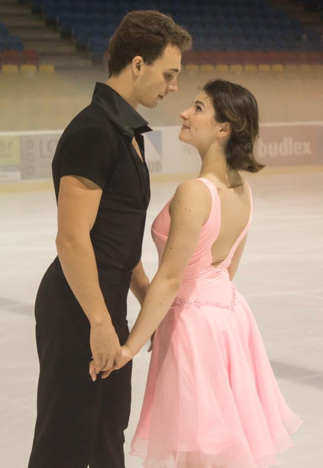 Maksym Spodyriew i Natalia Kaliszek