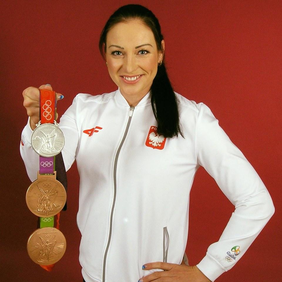 Beata Rosolska nasza multimedalistka