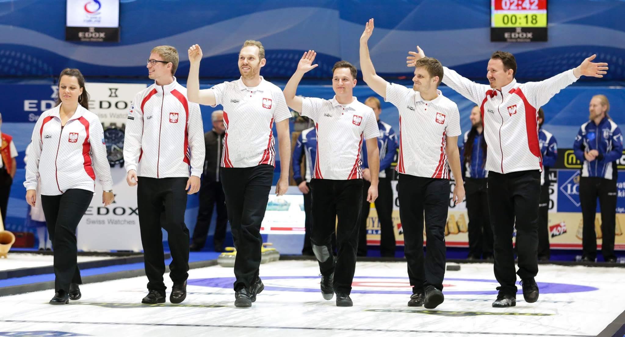 Polski curling idzie do przodu