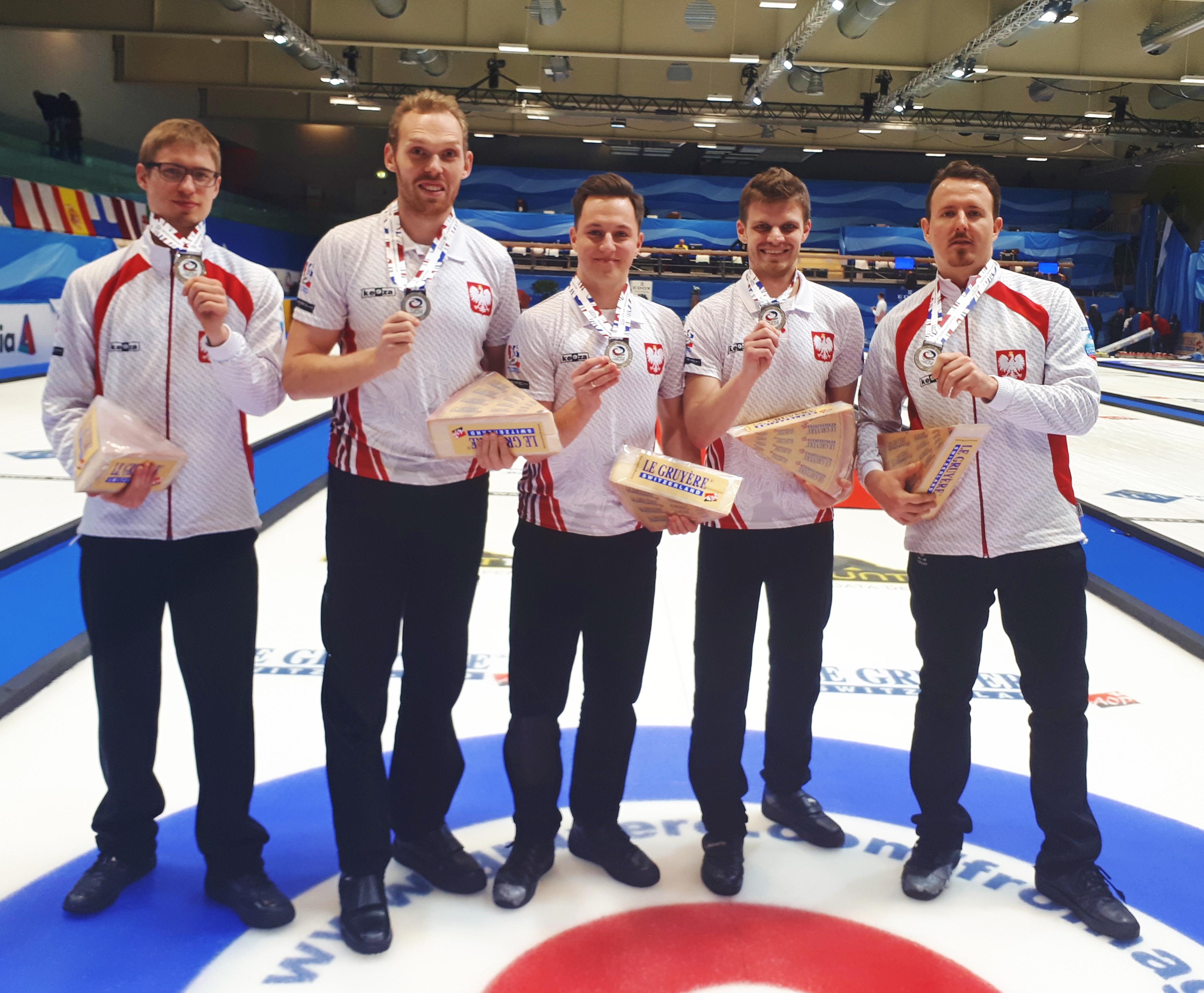 Polski curling z sukcesem