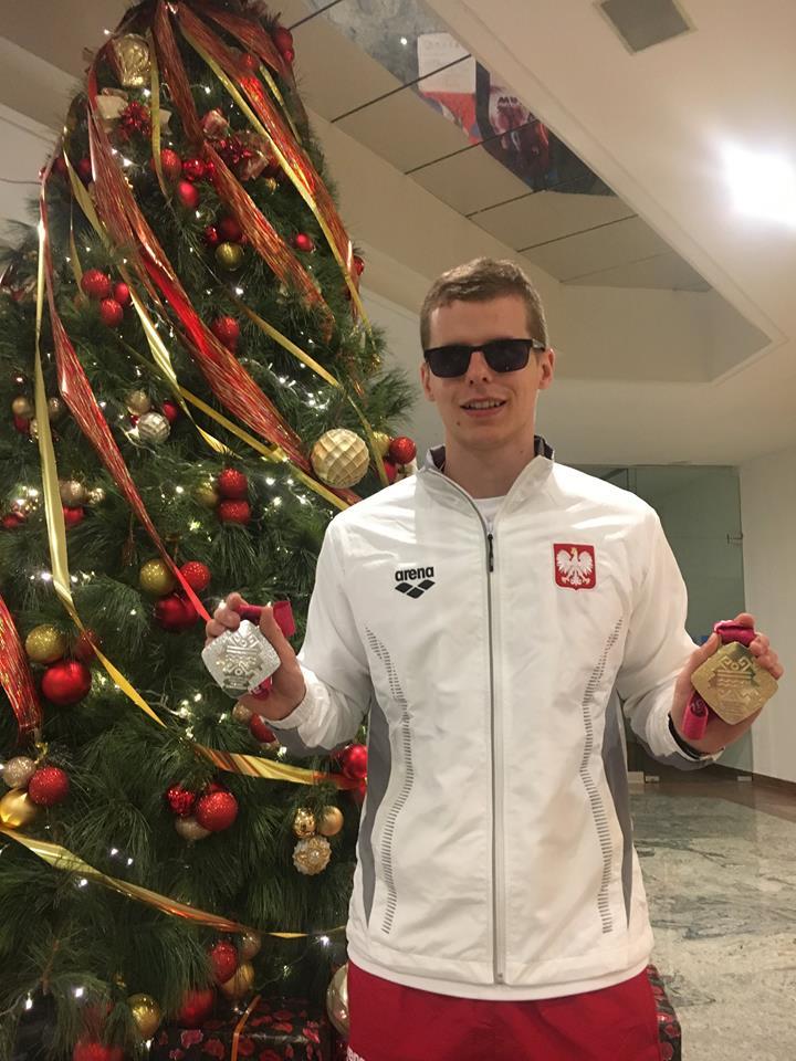 Wojciech Makowski i jego medale