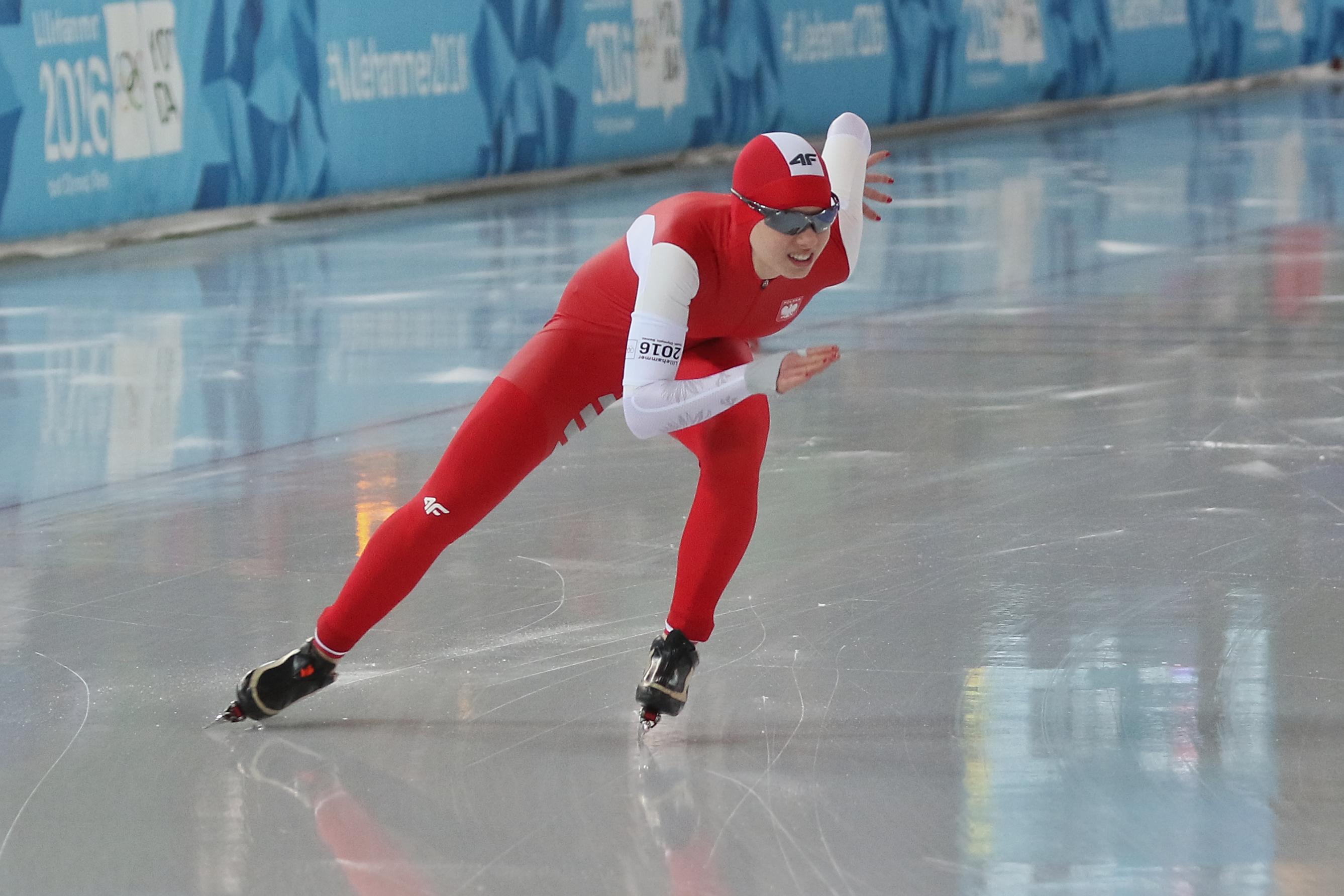 Karolina Bosiek na Igrzyskach