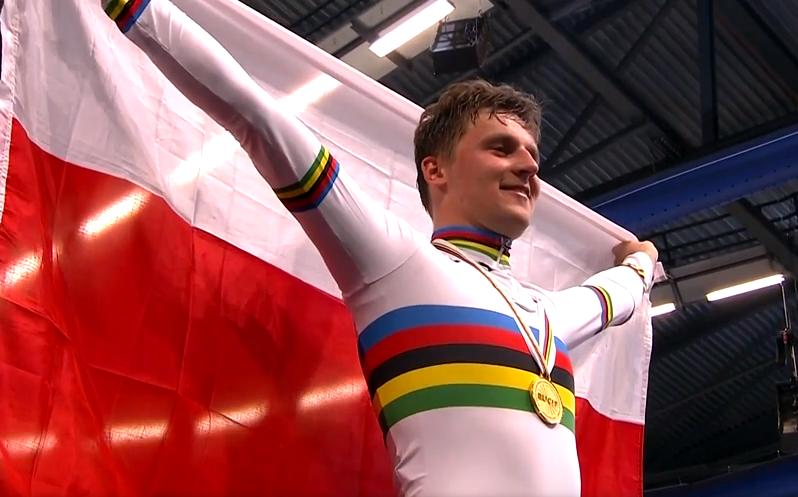 Szymon Sajnok mistrzem świata