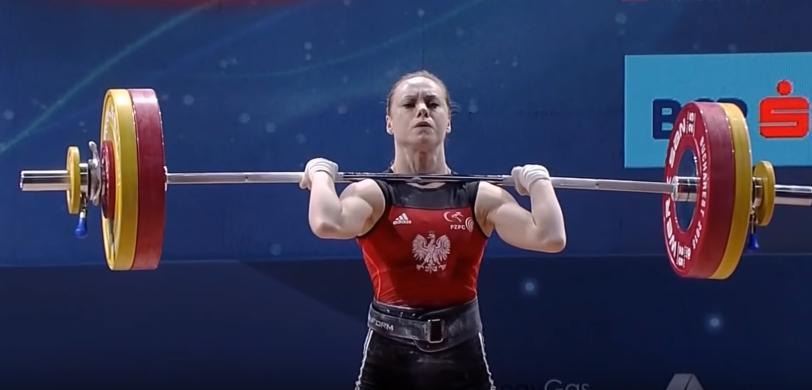 Joanna Łochowska w walce o złoto