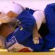 Damian Szwarnowiecki podczas walki