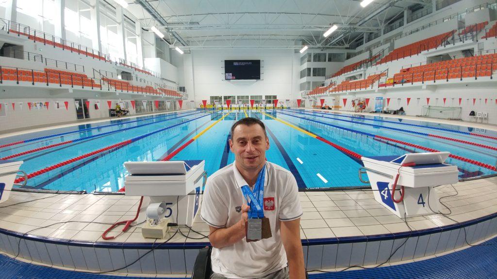 Jacek Czech i jego medale