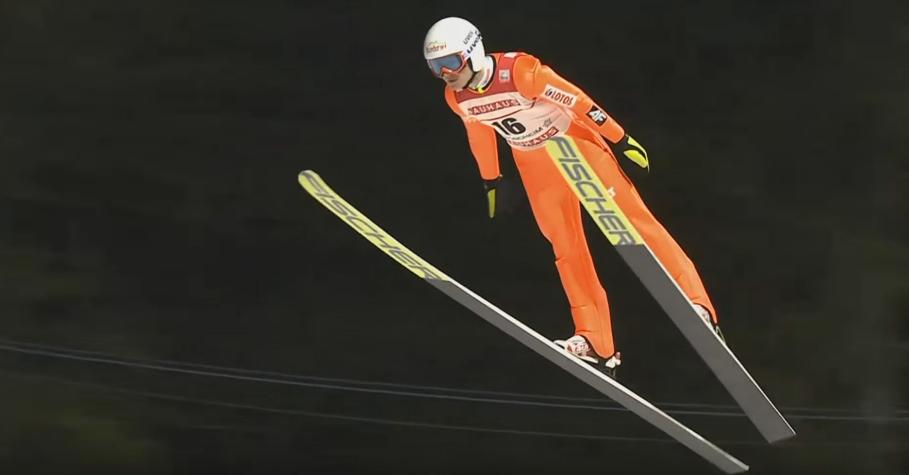 Andrzej Stękała i największe talenty polskich skoków narciarskich