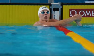 Jakub Kraska podczas zawodów