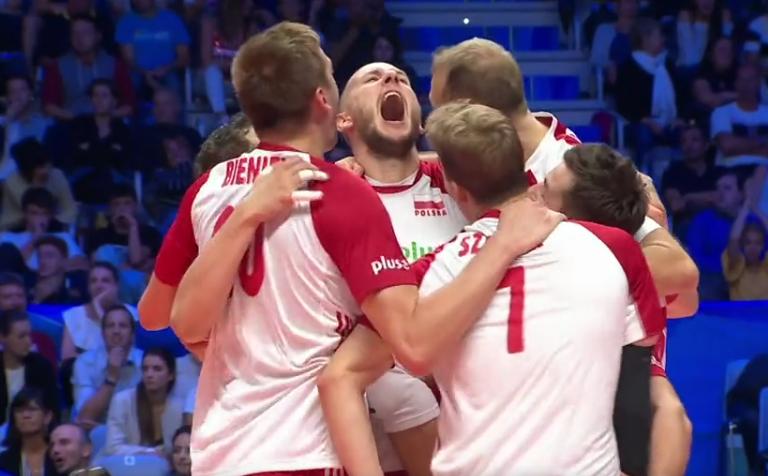 Reprezentacja Polski w siatkówce mężczyzn - polskie drużyny