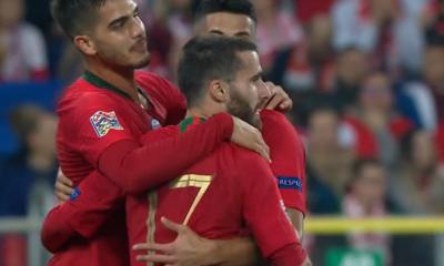 Polska przegrała z Portugalią