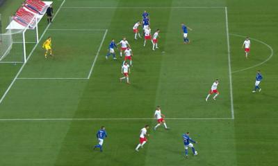 Reprezentacja Polski przegrywa
