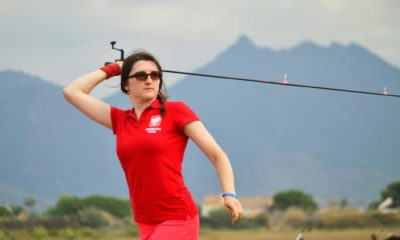 Magdalena Kuza na Mistrzostwach Świata