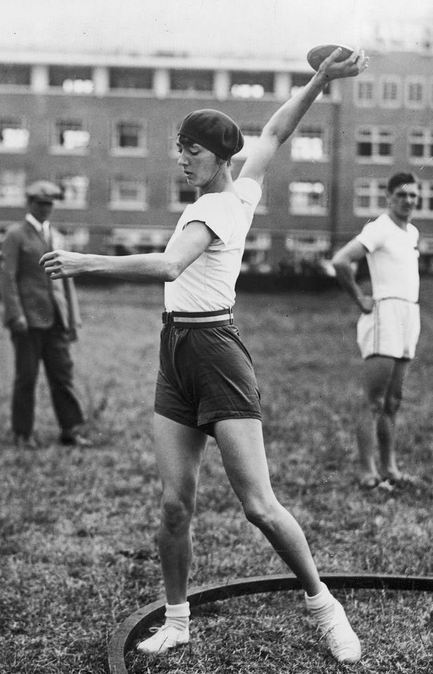 Najlepsi polscy sportowcy w historii - Halina Konopacka