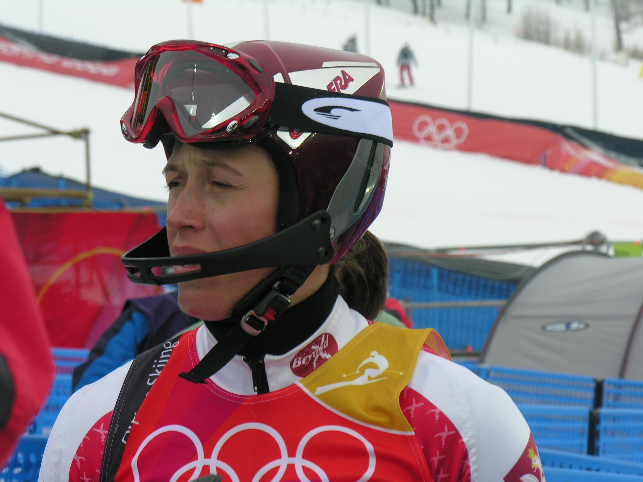 Katarzyna Karasińska w Turynie