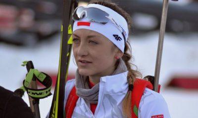 Monika Hojnisz przed sezonem