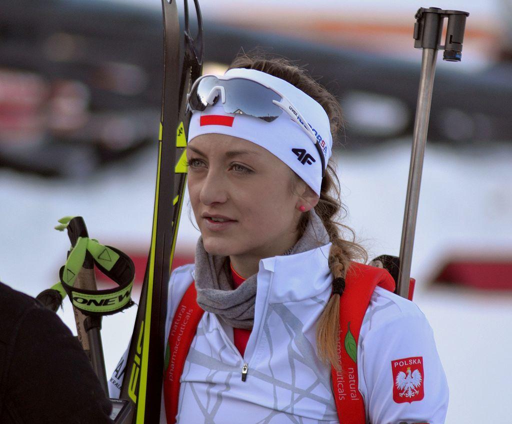 Monika Hojnisz-Staręga przed sezonem