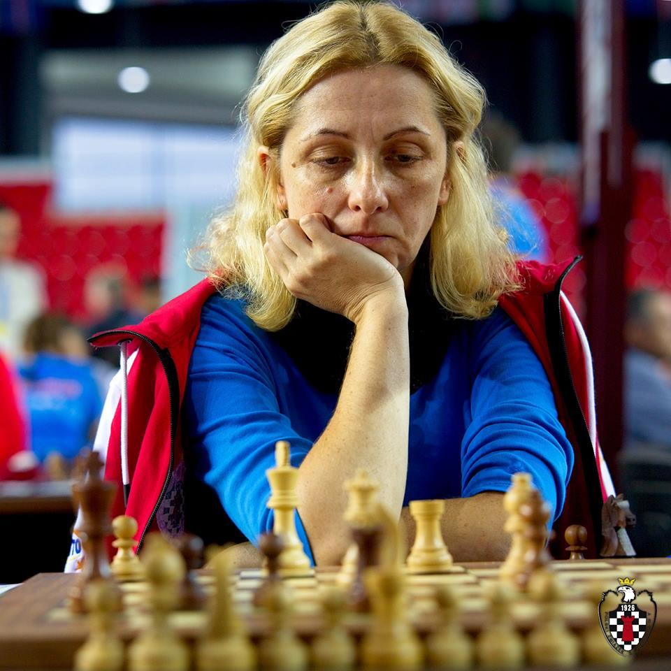 Monika Soćko w akcji