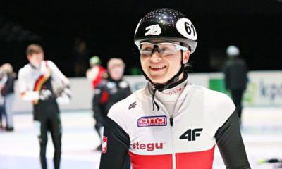 Natalia Maliszewska przed startem