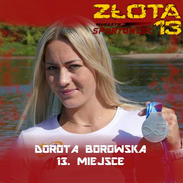 Złota Trzynastka - Dorota Borowska