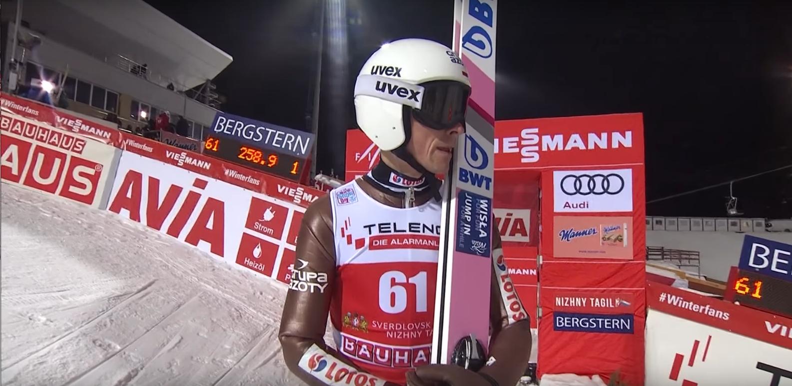 Weekend sportów zimowych i Piotr Żyła