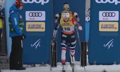 Therese Johaug wygrała