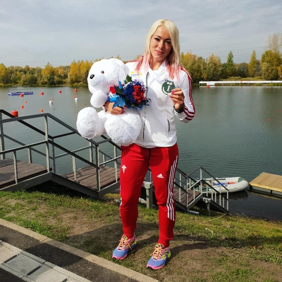 Marta Walczykiewicz po zawodach