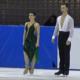 Natalia Kaliszek i Maksym Spodyriew na lodzie