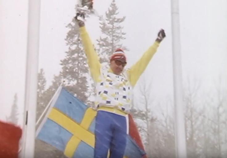 Mistrzostwa świata w Seefeld i wielki Gunde Svan