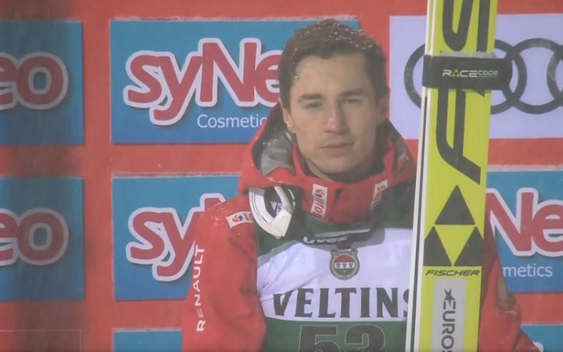 Kamil Stoch Oberstdorf podium