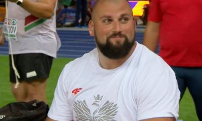 Michał Haratyk w oczekiwaniu na wynik