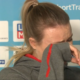 Natalia Maliszewska płacze