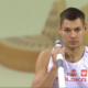 Paweł Wojciechowski koncentruje się przed skokiem