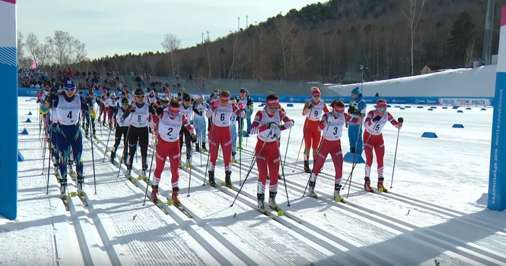 Polska na Uniwersjadzie w Krasnojarsku - biegi narciarskie