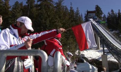 Łukasz Kruczek podczas Igrzysk Olimpijskich