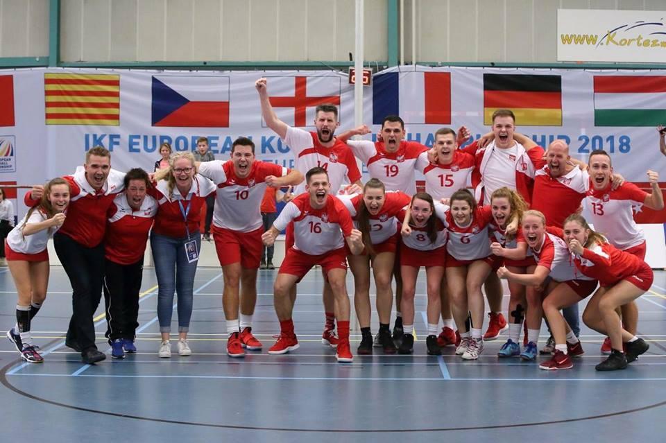 reprezentacja polski korfball