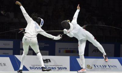 Ewa Trzebińska w półfinale ME