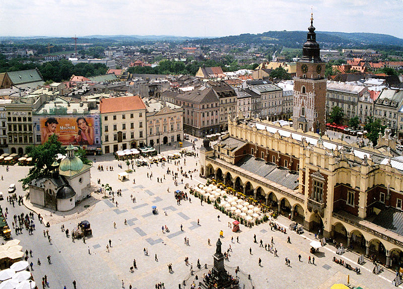 Igrzyska Europejskie w Krakowie