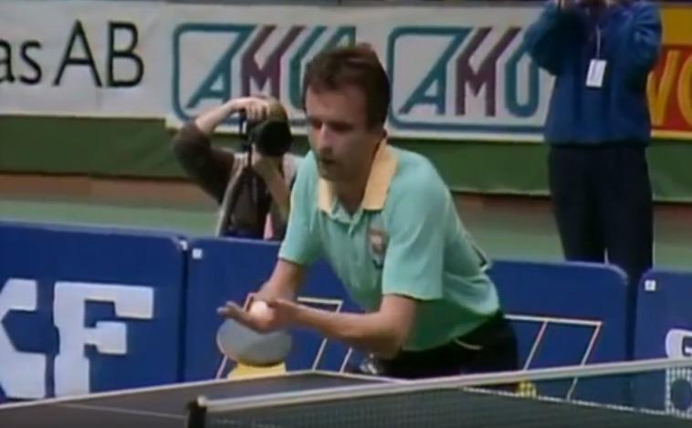 Andrzej Grubba w 1989 roku