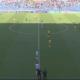 Szymon Żurkowski, Dawid Kownacki w meczu Polska - Belgia U21