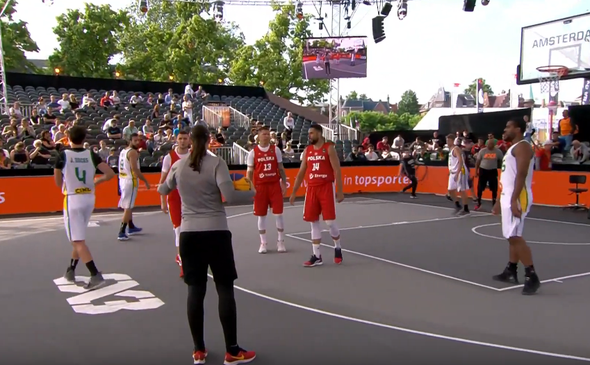 Reprezentacja Polski w koszykówce 3x3