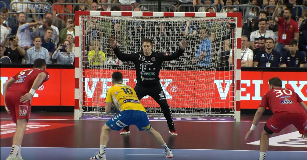 VIVE Kielce walczy o finał Ligi Mistrzów z Veszpremem