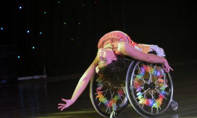 Tancerze na wózkach od lat z sukcesami reprezentują nasz kraj