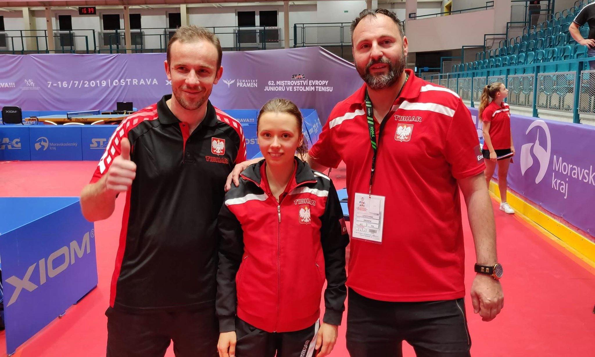 Anna Węgrzyn po triumfie