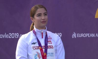 Ewa Swoboda ze złotem, Polska druga w klasyfikacji medalowej