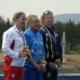Małgorzata Puławska podczas młodzieżowych mistrzostw Europy