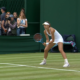 Magda Linette w turnieju Wimbledon