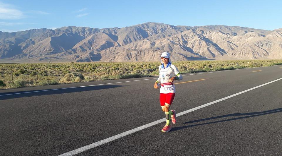 Patrycja Bereznowska wygrał ultramaraton