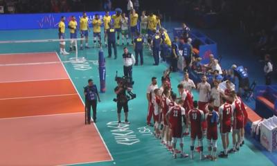 polska - brazylia brązowy medal